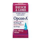 Bausch & Lomb Opcon-A Allergy Relief Eye, 0,5 oz