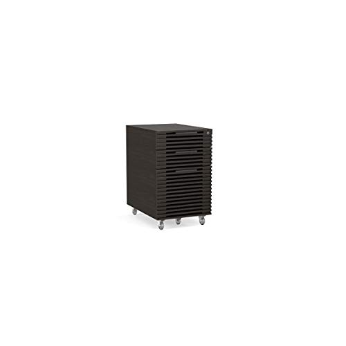 BDI Furniture 6507 CRL Corridor Cabinet, Charcoal Stained ()