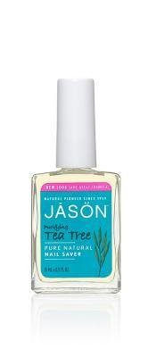 - Jason Natural Cosmetics, Nail Saver Tea Tree Oil, 0.5 Fl Oz