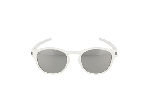 sol Oakley 53 Gafas de Clear Hombre Matte Matte White 926504 t667wxqF