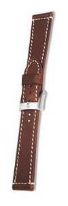 Swiss Military Air (Victorinox Swiss Army Air Boss Mechanical Brown Leather strap #004446)