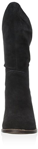 Brand Women's Black Slouch Boot Lucky Embrleigh qYdxqF