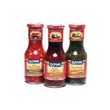 UPC 041331028783, Goya Mexican Verde Salsa, 7 Ounce -- 12 per case.