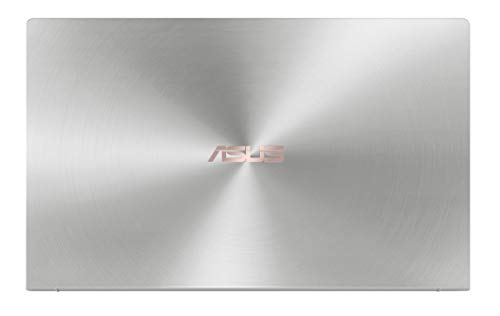 (Renewed) ASUS ZenBook 14 UX433FA-A6111T 14-inch FHD Thin and Light Laptop (8th Gen Intel Core i7-8565U/8GB RAM/512GB PCIe SSD/Windows 10/Integrated Graphics/1.19 Kg), Icicle Silver Metal