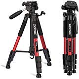 """Best Dslr Tripods - ZOMEI 55"""" Compact Light Weight Travel Portable Folding Review"""