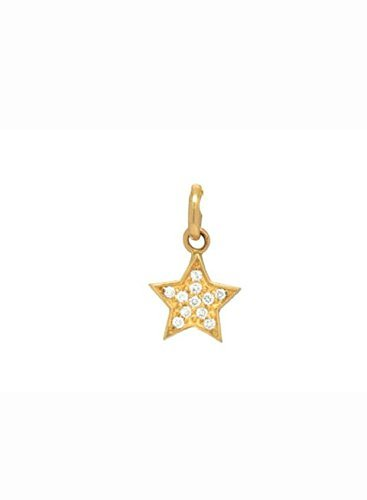 diamond star pendant, Zoe Lev Jewelry by Zoe Lev Jewelry