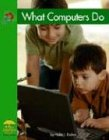 What Computers Do, Hollie J. Endres, 0736829415