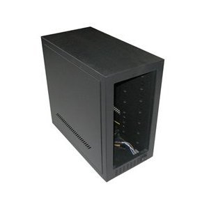 BestDuplicator - Premium 5 Bay Case - CS Series - (For 1 to 3 target DVD/CD Duplicator)