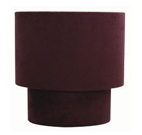 Suede effect two tier lamp shade for pendant ceiling lights suede effect two tier lamp shade for pendant ceiling lights chocolate colour aloadofball Gallery