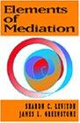 Elements of Mediation