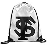 Price comparison product image NUBIA FS University Logo Backpack Gymsack Drawstring Sack Pack