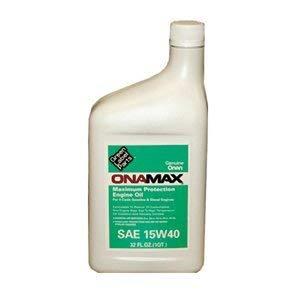 Cummins 3265336 Onan SAE 15W-40 Oil - 1 Quart (Quantity 4)