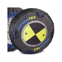 Fix and Go Pair of Snow Socks (alternative to chains) for Tyre Size - 255/40/18 Kit I