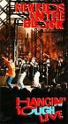 New Kids on the Block: Hangin Tough Live [VHS]