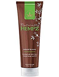 (Hempz NATURALLY HEMPZ Natural Bronzer - 9 oz.)