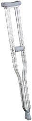 McKesson Underarm Crutch EQU-MED Aluminum Youth 250 lbs.