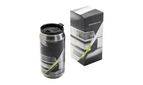 (Genuine Porsche Driver's Selection Travel Insulated Tumbler Flask)