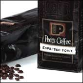 Peet's Whole Bean Coffee, Espresso Forte Blend (2 of 16 Ounce Bags)