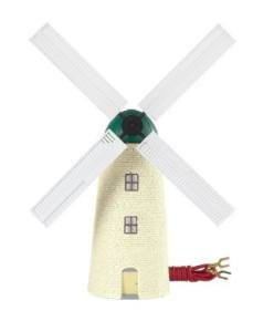 Thomas & Friends Operating Windmill Built-Up HO Bachmann