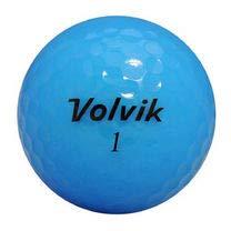 Volvik Crystal Golf Balls Dozen Blue