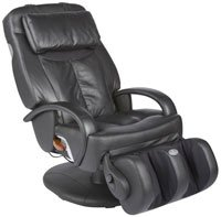 2. Human Touch ThermoStretch Massage Chair - Black