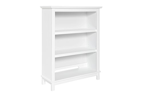 DaVinci Autumn Bookcase / Hutch, White by DaVinci