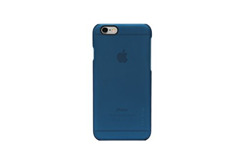 Incase Designs Quick Snap Case for iPhone 6 - Frustration-Free Packaging - Blue Moon Soft Touch