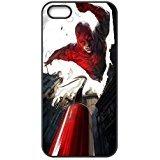 Daredevil Costumes Replica ([Daredevil Series] IPhone 5,5S Case a Guardian Devil Daredevil)