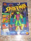 Spider Goblin Man Green - Spider-man Green Goblin Series
