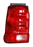 Ford Explorer Tail Light Drivers (TYC 11-5918-01 Ford Explorer Sport Driver Side Replacement Tail Light Assembly )