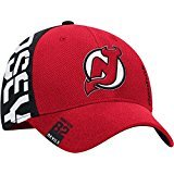 Reebok Men's 2016 NHL Draft Flex Fit Hat (S/M, M671 Jersey Devils)