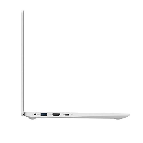 "LG Gram Laptop - 14"" Full HD IPS Display, Intel 10th Gen Core i5-1035G7 CPU, 8GB RAM, 256GB M.2 MVMe SSD, Thunderbolt 3, 18.5 Hour Battery Life - 14Z90N (2020)"