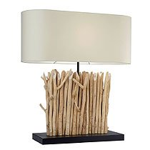 Xue balkon deckenleuchte nordic holzst mme massivholz - Holzstamm lampe ...