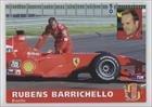 Rubens Barrichello (Trading Card) 2000-04 Stadion - [Base] #128