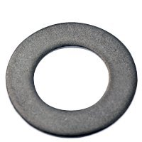 """1//4/"""" x 5//8/"""" x 0.065 MS15795-810 Flat Washer Stainless Steel 18-8"""