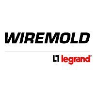 WIREMOLD 818 External Elbow, Ivory, 800 Series by Wiremold-Legrand