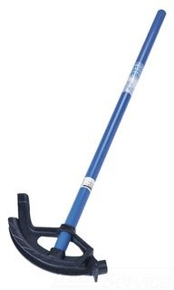 Cutting Ductile Iron - IDEAL 74-028 Ductile Iron Bender Head and Handle for 1-Inch EMT Conduit