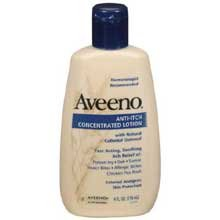 Aveeno Anti-Itch Concentrated Lotion Anti-Itch 4 Oz Plastic Bottle - 24 per case.