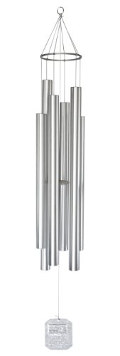 Grace Note Chimes 3XXX Deluxe Himalayan Echo Wind Chimes, 84-Inch, - Wind Echo Chime