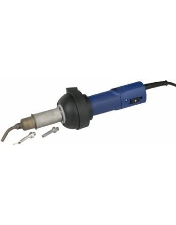 Chicago Electric Welding Systems Plastic Welding Kit with Air Motor and Temperature Adjustment