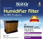 Rps Water Wick Humidifier Filter Fits Emerson And Kenmore by RPS PRODUCTS