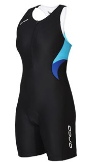ORCA Womens Core Tri Racesuit - River Blue - XS by ORCA