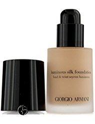 Giorgio Armani Luminous Silk Foundation - # 5.5 (Natural Beige) - Giorgio Armani
