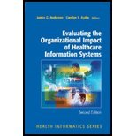 img - for Evaluating the Organizational Impact of Health Care Information Systems. (Hardcover, 2005) 2ND EDITION book / textbook / text book