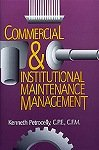 img - for Commercial and institutional maintenance management book / textbook / text book
