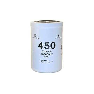 WIX Filters - 51450 Heavy Duty Spin-On Hydraulic Filter, Pack of 1: Automotive