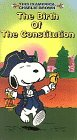 The Birth of The Constitution:This is America Charlie Brown [VHS]