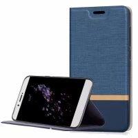 Xiaomi Redmi Note 5 Plus Funda, OFU® aspecto delgado caso, PU cuero cartera caso de visualización, cierre magnético, TPU parachoques - Xiaomi Redmi Note 5 Pluscuero flip cartera-azul marino
