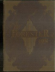 Reprint  Yearbook  1931 Forest Avenue High School Forester Yearbook Dallas Tx