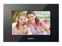 Sony DPF-D810 SVGA LCD (4:3) Digital Photo Frame (Black, 8-Inch) by Sony